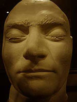 Ned Kelly's death mask